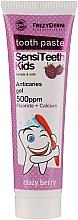 Parfums et Produits cosmétiques Dentifrice - Frezyderm SensiTeeth Kids Tooth Paste 500ppm