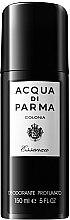Parfums et Produits cosmétiques Acqua Di Parma Colonia Essenza - Déodorant spray parfumé