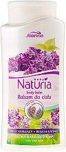 Parfums et Produits cosmétiques Baume au lilas pour corps - Joanna Naturia Body Balm