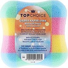 Parfums et Produits cosmétiques Éponge de bain, 30482, multicolore - Top Choice
