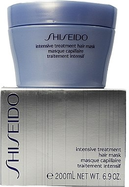 Masque capillaire traitement intensif - Shiseido Intensive Treatment Hair Mask — Photo N2