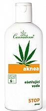 Parfums et Produits cosmétiques Tonique nettoyant au chanvre pour visage - Cannaderm Aknea
