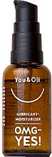 Parfums et Produits cosmétiques Gel lubrifiant intime - You & Oil Lubricant-Moisturizer OMG-Yes!