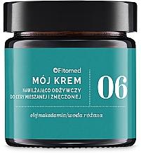 Parfums et Produits cosmétiques Crème à l'huile d'amande douce pour visage - Fitomed Cream With Wheat Germ Oil Nr6