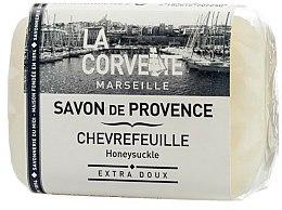 Parfums et Produits cosmétiques Savon de Provence Chèvrefeuille - La Corvette Provence Soap Honeysuckle