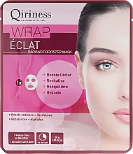Parfums et Produits cosmétiques Masque tissu éclaircissant pour visage - Qiriness Eclat Radiance Booster Mask