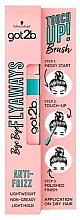 Parfums et Produits cosmétiques Mascara pour cheveux - Schwarzkopf Got2b Bye Bye Flayaways Touch Up Brush