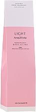 Parfums et Produits cosmétiques Bâtonnets parfumés, Basilic et Lime - AromaWorks Light Range Reed Diffuser