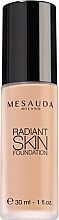 Parfums et Produits cosmétiques Fond de teint hydratant à l'acide hyaluronique - Mesauda Milano Radiant Skin Foundation
