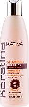 Parfums et Produits cosmétiques Shampooing à la kératine - Kativa Keratina Shampoo