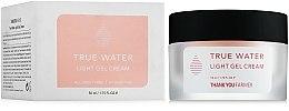 Parfums et Produits cosmétiques Gel-crème au jus de feuilles d'aloès pour visage - Thank You Farmer True Water Light Gel Cream