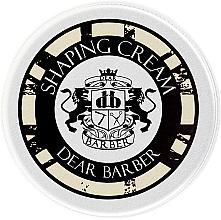 Parfums et Produits cosmétiques Crème coiffante pour cheveux - Dear Barber Shaping Crem (mini)