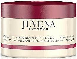 Parfums et Produits cosmétiques Crème à l'extrait de jojoba et grenade pour corps - Juvena Body Luxury Adoration Rich and Intensive Body Care Cream