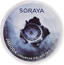 Parfums et Produits cosmétiques Gelée nourrissante pour corps, Myrtille - Soraya Foodie Jagoda