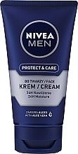 Parfums et Produits cosmétiques Crème après-rasage à l'aloe vera - Nivea For Men After Shave Cream