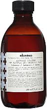 Shampooing aux protéines de lait hydrolysées (tabac) - Davines Alchemic Shampoo — Photo N2