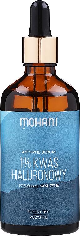 Acide hyaluronique 1% - Mohani Hyaluronic Acid Gel 1%