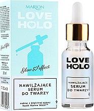 Parfums et Produits cosmétiques Sérum hydratant pour le visage - Marion Love Holo Moisturizing Face Serum