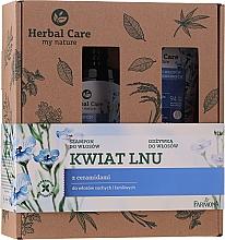 Parfums et Produits cosmétiques Farmona Herbal Care - Set (shampooing/330ml + après-shampooing/200ml)