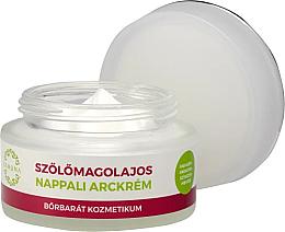 Parfums et Produits cosmétiques Crème de jour à l'huile de pépins de raisin - Yamuna Grape Seed Oil Day Cream
