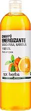 Parfums et Produits cosmétiques Shampooing énergisant à la mandarine et orange - Tot Herba Tangerine and Orange Energizing Shampoo