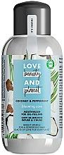 Parfums et Produits cosmétiques Bain de bouche à l'huile de noix de coco - Love Beauty And Planet Coconut Water & Peppermint Mouthwash