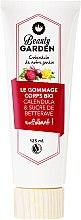 Parfums et Produits cosmétiques Gommage bio au calendula et sucre de betterave pour corps - Beauty Garden Calendula Body Gommage