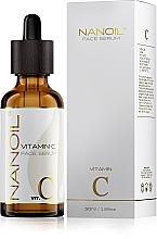 Parfums et Produits cosmétiques Sérum à la vitamine C pour visage - Nanoil Face Serum Vitamin C