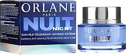 Parfums et Produits cosmétiques Crème de nuit à l'extrait de riz - Orlane Extreme Anti-Wrinkle Regenerating Night Care