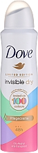 Parfums et Produits cosmétiques Déodorant anti-traces blanches - Dove Invisible Dry Deodorant Spray