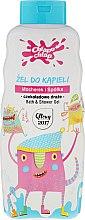Parfums et Produits cosmétiques Gel bain et douche à l'arôme de bonbons au chocolat pour enfants - Chlapu Chlap Bath & Shower Gel