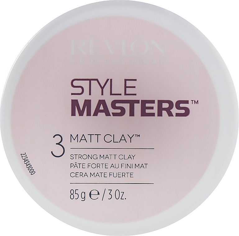 Pâte coiffante mate - Revlon Professional Style Masters Matt Clay — Photo N1