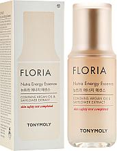 Parfums et Produits cosmétiques Essence pour visage - Tony Moly Floria Nutra Energy Essenc