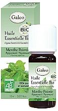 Parfums et Produits cosmétiques Huile essentielle bio de menthe poivrée - Galeo Organic Essential Oil Peppermint