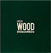 Parfums et Produits cosmétiques Dsquared2 Green Wood Pour Homme - Coffret (eau de toilette/30ml + gel bain et douche/50ml)