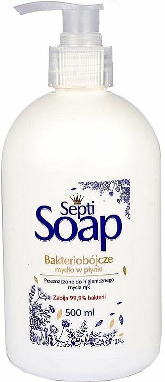 Savon liquide antibactérien - Septi Antibacterial Liquid Soap
