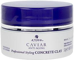 Parfums et Produits cosmétiques Argile coiffante, fixation ultra-forte - Alterna Caviar Anti Aging Styling Concrete Clay