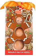 Parfums et Produits cosmétiques Bombes de bain pour enfant Biscuits au gingembre - Chlapu Chlap