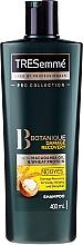 Parfums et Produits cosmétiques Shampooing à l'huile de macadamia - Tresemme Botanique Damage Recovery With Macadamia Oil & Wheat Protein Shampoo