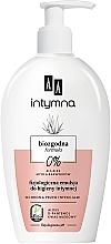 Parfums et Produits cosmétiques Gel d'hygiène intime à l'aloès et acide lactique - AA Intimate