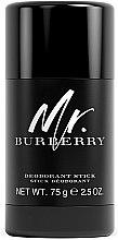Parfums et Produits cosmétiques Burberry Mr. Burberry - Déodorant stick parfumé