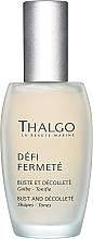 Parfums et Produits cosmétiques Sérum à l'extrait d'avoine pour buste et décolleté - Thalgo Bust And Decollete