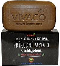 Parfums et Produits cosmétiques Savon naturel à l'ichtyol - Vivaco
