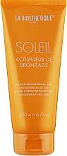 Parfums et Produits cosmétiques Activateur hydatant de bronzage pour corps - La Biosthetique Soleil Tan Activator