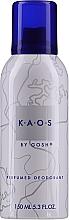 Parfums et Produits cosmétiques Gosh Kaos For Her - Déodorant spray