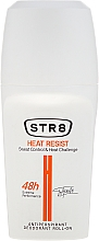Parfums et Produits cosmétiques Déodorant roll-on anti-transpirant 48h - STR8 Heat Resist Antiperspirant Deodorant Roll-on