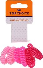 Parfums et Produits cosmétiques Élastiques à cheveux, 22432, 6 pcs - Top Choice