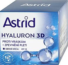 Parfums et Produits cosmétiques Crème de jour à la vitamine C et collagène - Astrid Hyaluron 3D