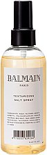 Parfums et Produits cosmétiques Spray de définition au sel pour cheveux - Balmain Paris Hair Couture Texturizing Salt Spray