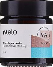 Parfums et Produits cosmétiques Masque à la boue de la mer Morte pour visage - Melo